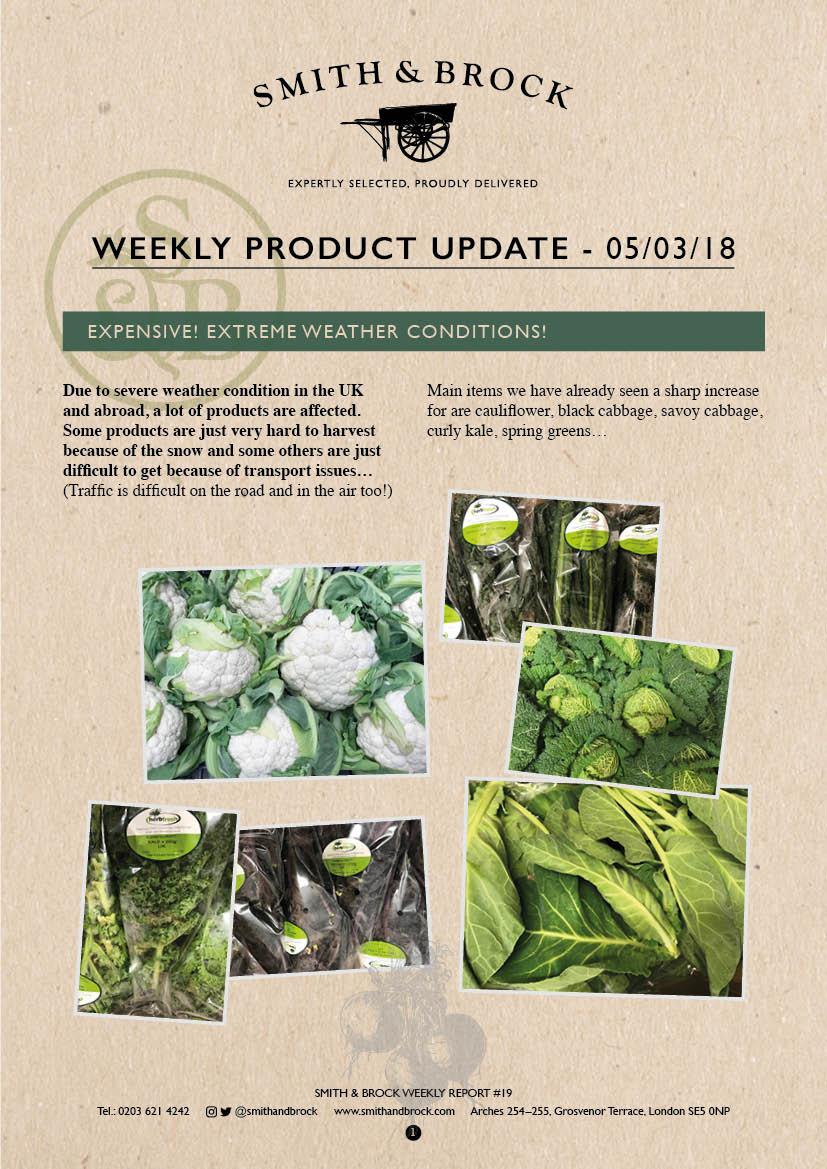 SmithBrock Market Report 05 Mar 2018 #19