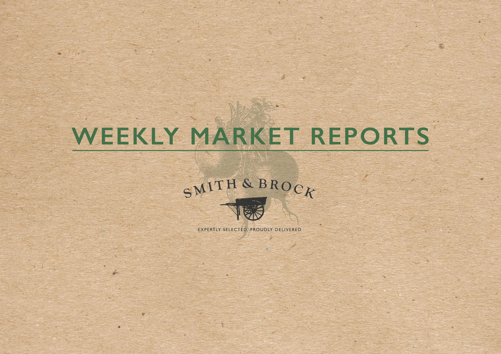 smith and brock market report