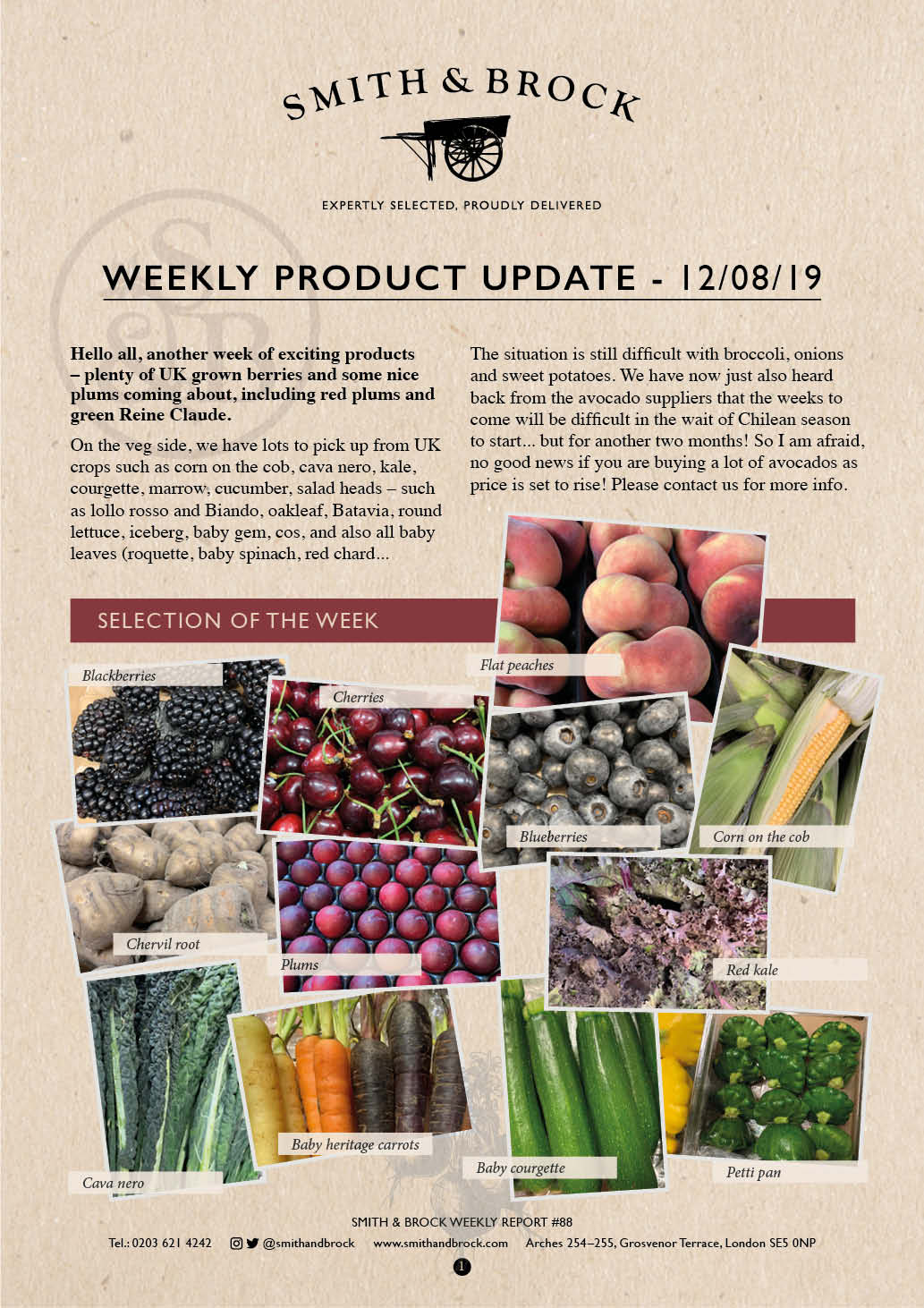 Smith&Brock Market Report 12 Aug 2019 88