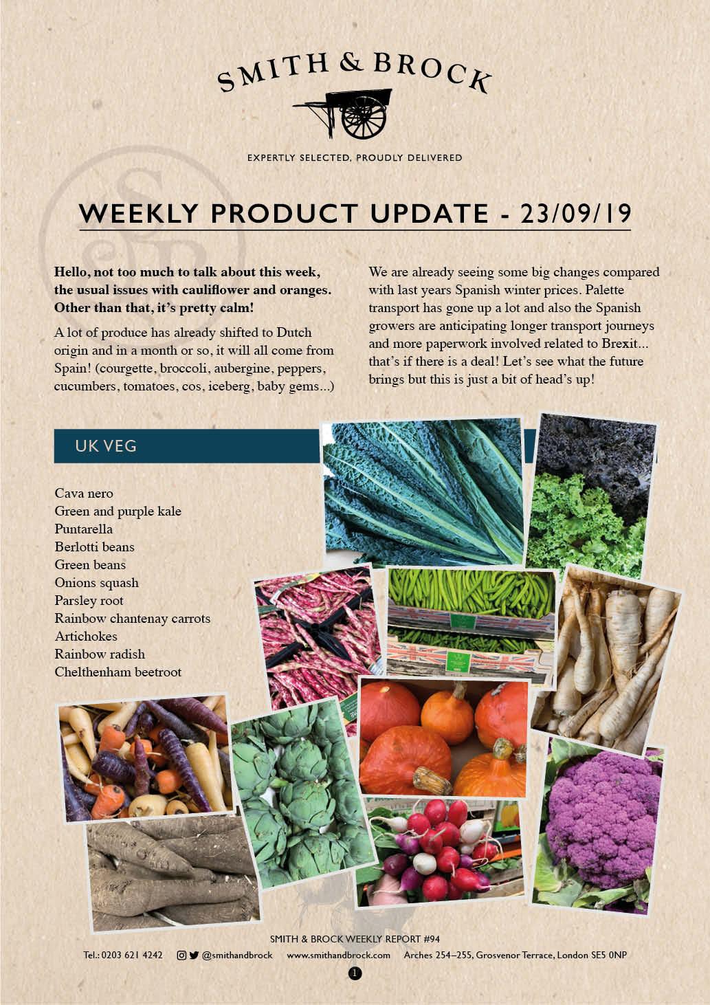 Smith&Brock Market Report 23 Sep 2019 94