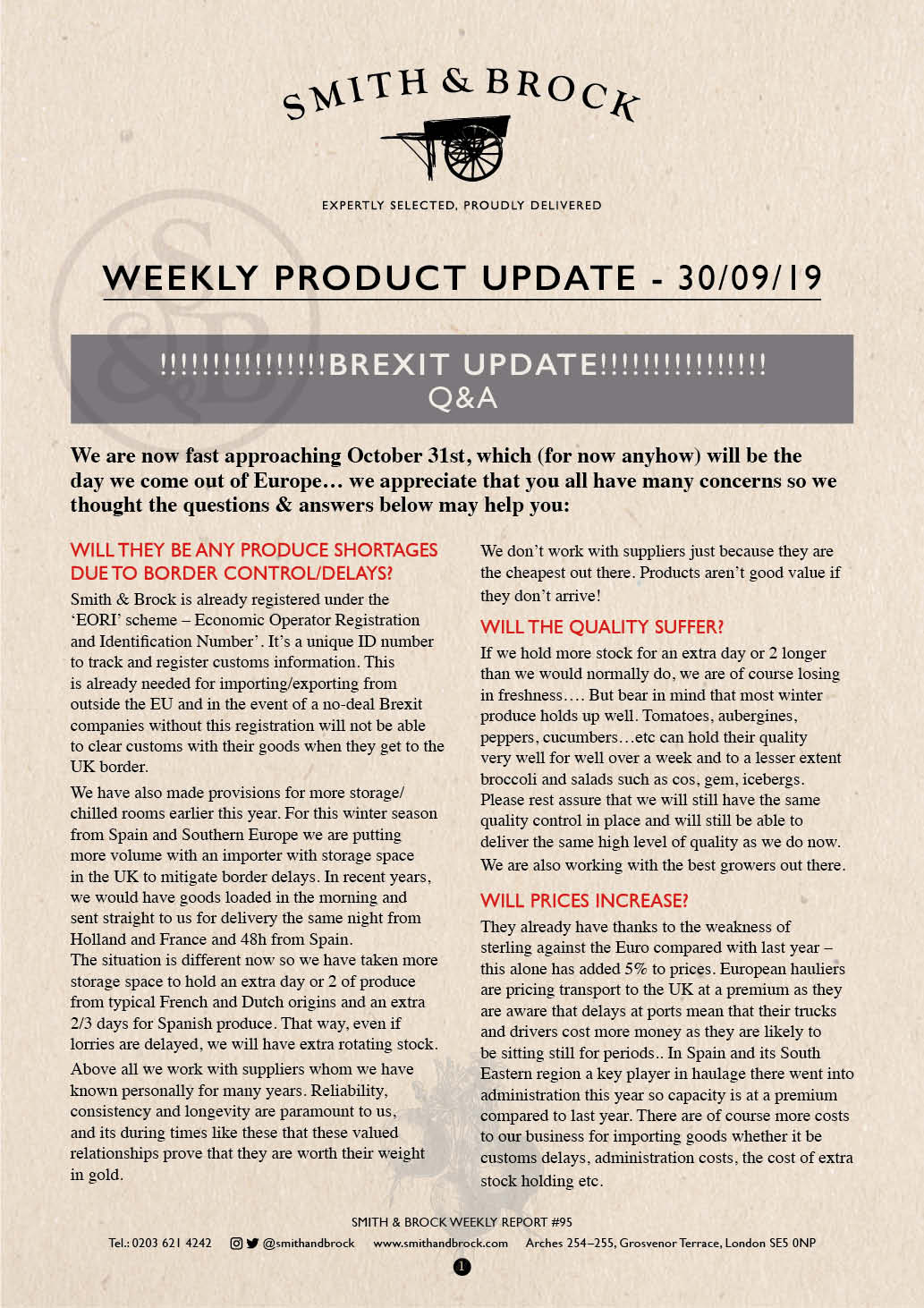 Smith&Brock Market Report 30 Sep 2019 95