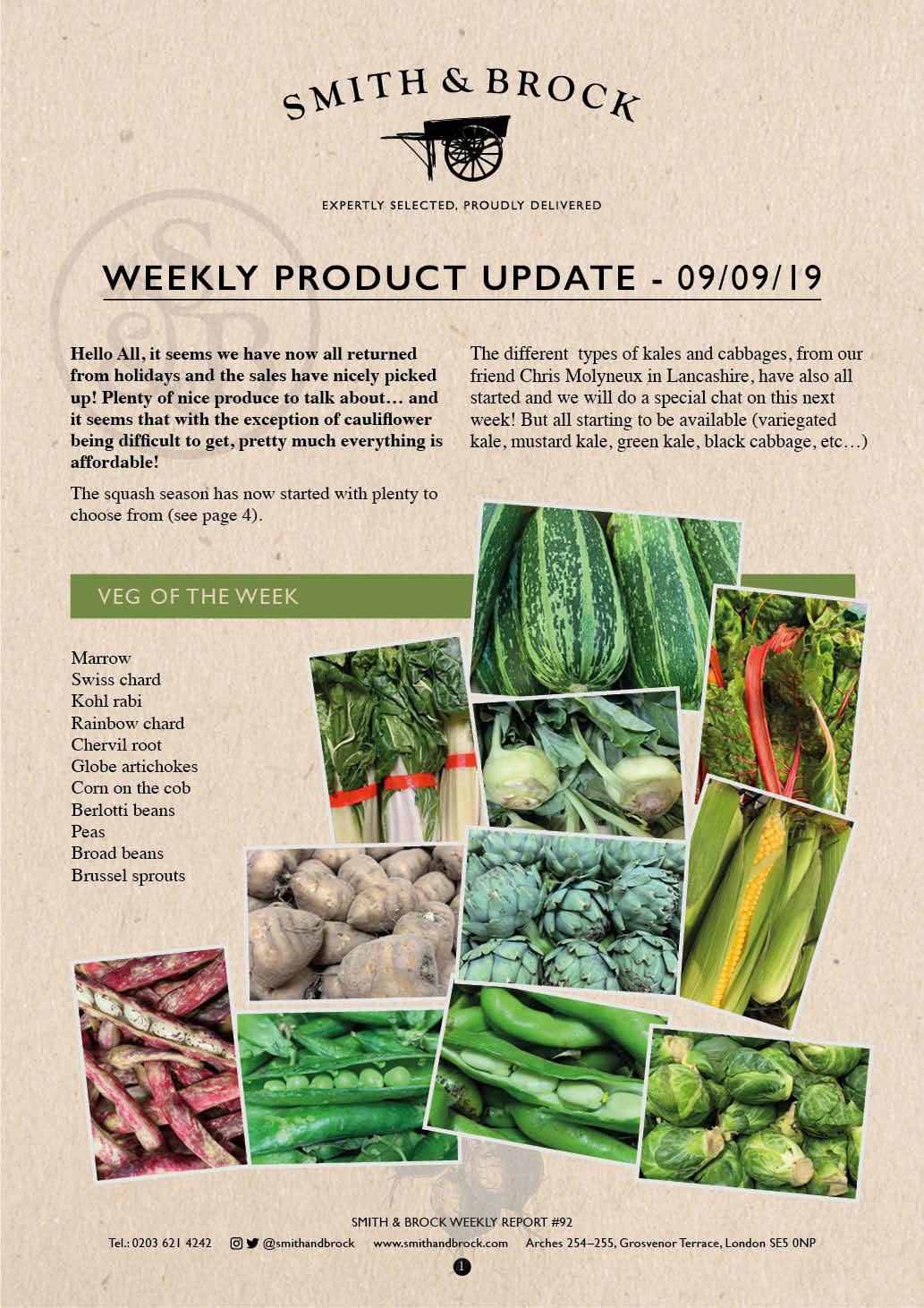 Smith&Brock Market Report 09 Sep 2019 92
