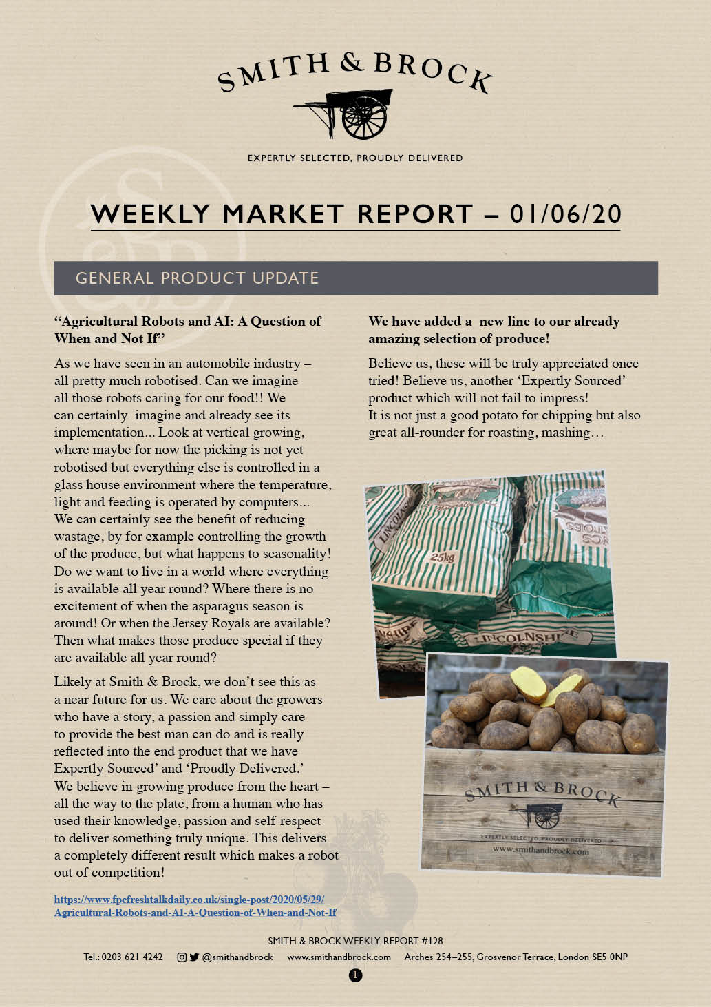 Smith&Brock Market Report 01 June 2020 128