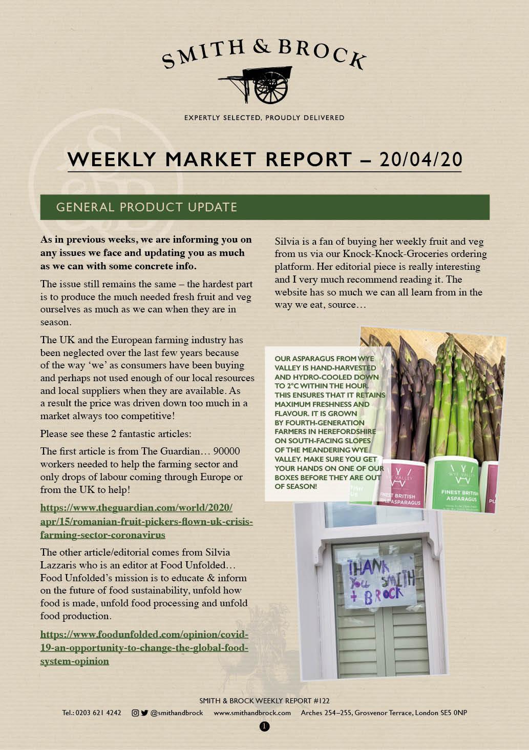 Smith&Brock Market Report 20 Apr 2020 122