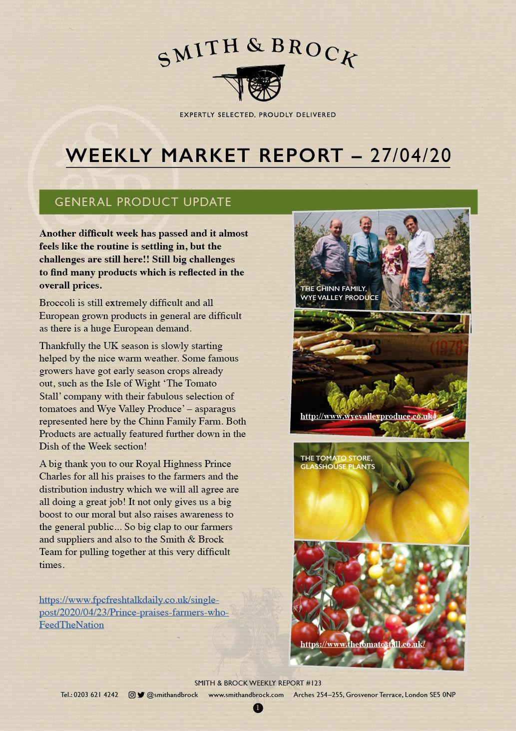 Smith&Brock Market Report 27 Apr 2020 123